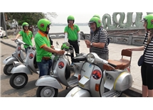 vespa tour hanoi - Hue vespa tour countryside morning tour