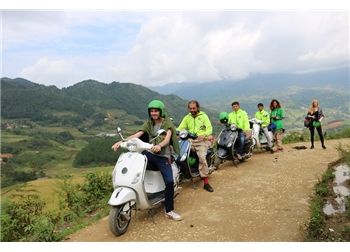 vespa tour hanoi - FULL DAY EXPLORE MOUNTAIN VILLAGES AND HILL TRIBE